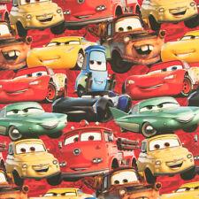 Baumwollstoff Disney's Pixar Cars allover