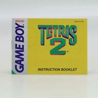 TETRIS 2 | Nintendo Game Boy | GameBoy Classic Anleitung / Manual