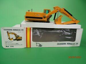 JOAL models. Caterpillar 225 Hydraulic Excavator. Model No: 216