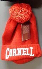Stall & Dean Vintage Cornell Beanie Knit Hat - Red