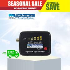 Matchmaster 12MM-DF02 Digital TV Signal Finder