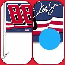 NASCAR Dale Earnhardt Jr, #88  1 Car Flag {Brand New Flag}