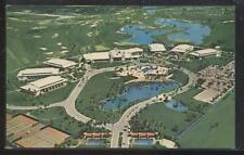 Postcard MIAMI Florida/FL  Doral Golf Country Club Bird's Eye Aerial view 1960's