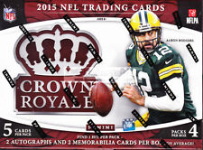 Panini Season Gridiron Football Trading Cards 2015