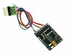 ESU 54612 LokPilot Decoder V4 mit Kabel 6-pol.Stecker MOT/DCC/SX/RailCom NEU OVP