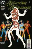 Wonder Woman #134  DC Comic Book John Byrne 1998 VF/NM