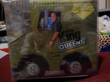 The KING of QUEENS COMPLETE SERIES DVD SET IPS TRUCK mint free shipping open box
