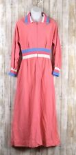 Retro 60s Sears At Home Wear Night Robe Dressing Gown See Measurements