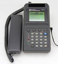 Wandel & Goltermann IBT-10 ISDN Tester Prüfgerät #5679