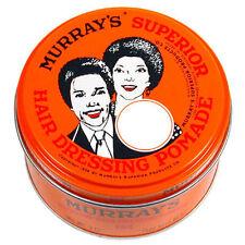 MURRAY'S (MURRAYS) SUPERIOR HAIR DRESSING POMADE  3 OZ.