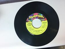 R&B 45 RPM RECORD - LINDA CLIFFORD - CURTOM CMS 0138