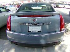 2008 - 2013 Cadillac CTS Factory OE Style Spoiler GRAY PRIMER 4 Door Only
