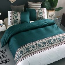 High Quality Home Textile Comforter Cover King Queen Duvet Cover Sets Pillowcase