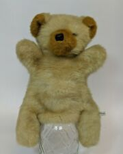 Vintage Teddy Bear Hand Puppet Made By Bedford Bears England