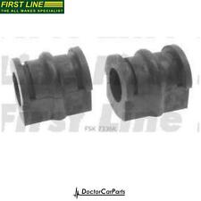 Anti-roll Bar Bush Kit 2x Front X-TRAIL 2.2 01-on T30 YD22DDTi YD22ETI FL