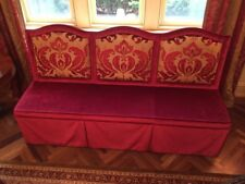 Banquette and Dining Room Slipper Chairs in Home   Furniture   Dining Sets