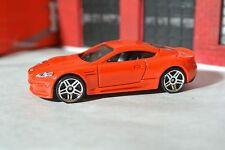 Hot Wheels Loose - Aston Martin DBS - Red - 1:64