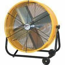 "NEW VENTAMTIC BF24TF 24"" DIRECT DRIVE MAXXAIR BARREL FAN 2 SPEED SALE 1232719"