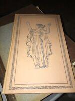 Songs of Sappho-English by Mcpharlin-Peter Pauper Press-H/C Slipcase-1942