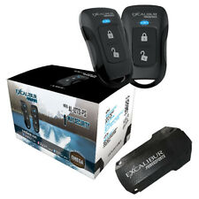 New listing Omega Car Electronics Al1070Ps Excalibur 600 Ft 1 Way Powersports Security