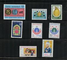Turkey COMPLETE SETS - see scan - MNH N498