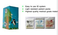 "50*Pack (5000 pcs) Dental Orthodontic Elastics Chipmunk 5.0 OZ 1/8"" FDA"