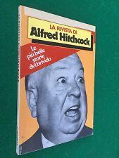 LA RIVISTA DI ALFRED HITCHCOCK n.10 , Ed Rizzoli (1978) Libro storie del brivido