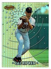 Cal Ripken Jr. 1997 Bowman's Best Jumbo Refractor #64 & Jumbo Regular #64