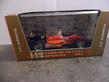 1/43ème BRUMM Série Oro n°142 – Ferrari 126 C4 F1 – 1984 (n°27 Alboreto)