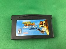 Over the Hedge: Hammy Goes Nuts (Nintendo Game Boy Advance, 2006) GAME ONLY