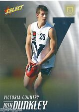 2015 Future Force Base Card (60) Josh DUNKLEY Victoria Country