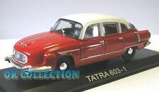 1:43 TATRA 603-1 _ DeAgostini Collection