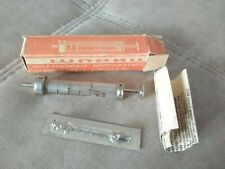 Russian USSR Medical Injection Syringe Multiple Use 2 ml