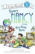 Fancy Nancy and theBoy from Paris by Jane O'Connor,Book