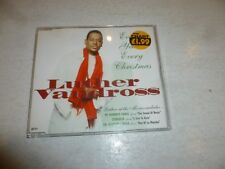 LUTHER VANDROSS - Every Year, Every Christmas - 1994 UK 4-track CD single