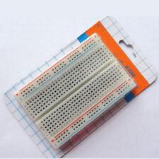 Mini Bread Board Solderless Protoboard DIY PCB Test Board 400 Contacts (44)