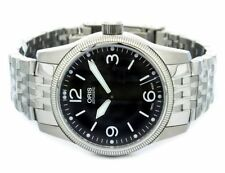 Oris Stainless Steel Wristwatches