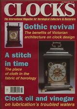 CLOCKS. Hooded. Goithic revival - Victorian design. Couiallet Carriage. HL6.1055