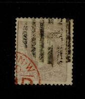 Portugal SC# 33, Used, toned, very minor corner crease, perf 12.5 - S10048