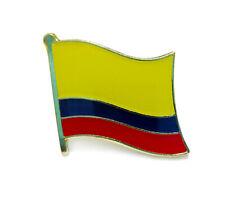 Lapel Pin Flag Pin Columbia National Flag Metal