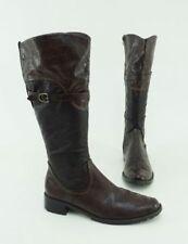 Markenlose Größe 42 kniehohe Damen-Stiefel