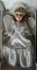 Vintage Angel Collection Doll, 1997 Victorian Rose Collection