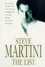The List by Steve Martini (Paperback) New Book
