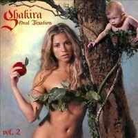 SHAKIRA new cd ORAL FIXATION VOLUME 2 - 13 TRACKS
