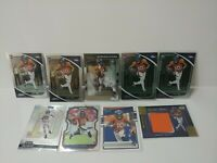 2020 PANINI JERRY JEUDY 9X LOT PRIZM BASE, RATED ROOKIE, ILLUSIONS BRONCOS RC