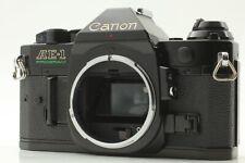 **Near Mint** Canon AE-1 Program Black SLR Film Camera From Japan by Fedex