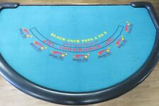 Genuine Blackjack Layout Shooting Star Casino