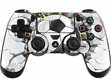 Football Wall Playstation 4 (PS4) Controller Sticker / Skin / Wrap / PS25