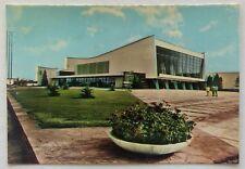 Bulgaria Sofia Sports Hall Universiada 1960 Postcard (P319)