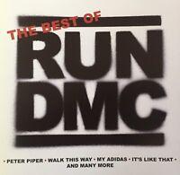 RUN DMC The Best Of CD Brand New Featuring Aerosmith